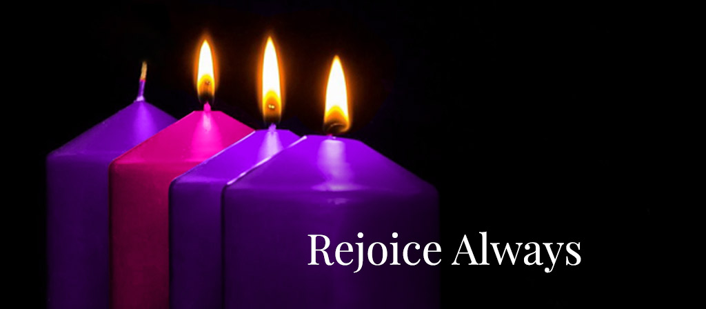 Third Sunday of Advent.