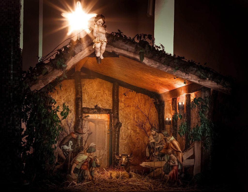 The Nativity Of Our Lord Jesus Christ.