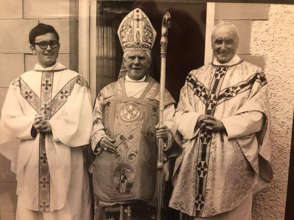 Congratulations to Monsignor Dolan as he celebrates his Golden Jubilee.